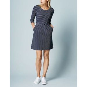 Boden Janie Striped Dress